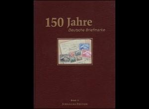 Edition: 150 Jahre Deutsche Briefmarken Band II 1998