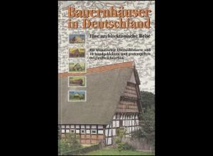 Edition der Post: Bauernhäuser in Deutschland 1997
