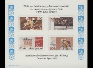 Sporthilfe Sonderdruck Rad-WM 1978