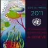 UNO Genf Jahressammelmappe 2011, gestempelt