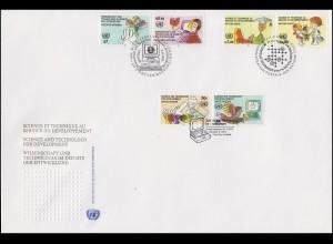 UNO Trio-FDC 4 Wissenschaft und Technologie 2.10.1992