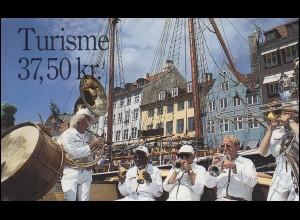 Dänemark Markenheftchen 1105 NORDEN - Tourismus / Turisme, ** postfrisch