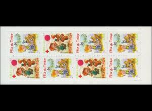 Markenheftchen 59 Fest der Briefmarke Comic Boule et Bill, **
