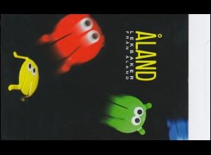 Aland-Markenheftchen 18 Plastikspielzeug, postfrisch **