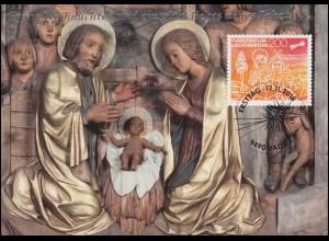 Liechtenstein 1930 Weihnachten - Grußkarte zum Jahreswechsel 2018