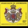 Luxemburg-Markenheftchen 2 Großherzog Jean 1989, **