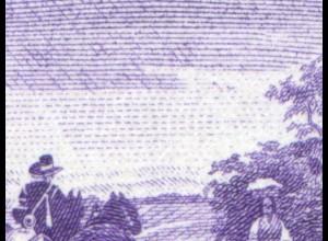 1159I Weltpostkongress 1,80 S. mit PLF I kurze Wolke, Feld 30, **