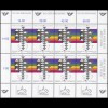 2315 Tag der Briefmarke 2001 - kompletter Kleinbogen, postfrisch