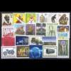 2363-2401 Österreich-Jahrgang 2002 komplett, postfrisch