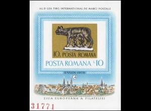 Block 155 Romulus und Remus, Rumänien, **