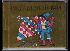 Schweiz Markenheftchen 0-79, Pro Juventute Kinderbücher 1984, ESSt