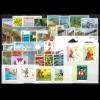 2233-2279 Schweiz-Jahrgang 2012 komplett, postfrisch