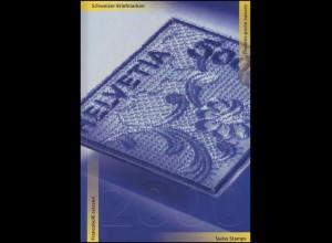 PTT-Jahrbuch Schweiz 2000, postfrisch