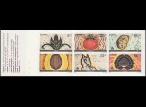 Spanien, Markenheftchen 7, Entdeckung von Amerika 1989, ** postfrisch / MNH