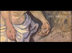 Vatikan-Markenheftchen 0-11 Bedeutende Gemälde, **