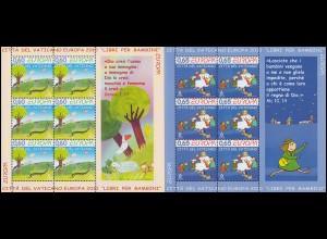 1669-1670 EUROPA Kinderbücher 2010, Kleinbogen-Satz **