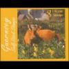 Guernsey Markenheftchen 0-21 Guernsey-Kuh und Little Chapel **