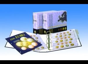 LINDNER Euro-Vordruckalbum 12 Ursprungs-Euro-Länder