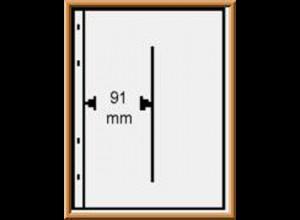 Multi collect-Blätter MU1317 schwarz, 2 Streifen vertikal, 10 Stück