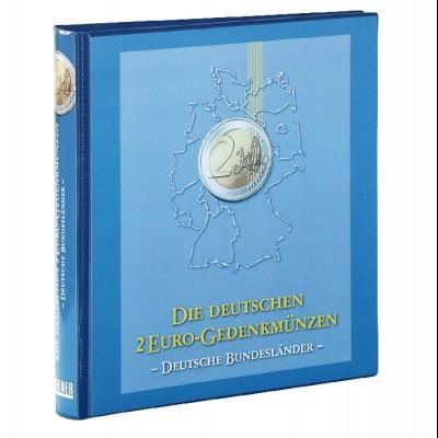 LINDNER Vordruckalbum 2 Euro: Deutsche Bundesländer