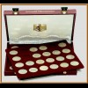 LINDNER Luxus-Kassette für 48 St. 10-DM-Gedenkmünzen