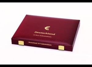 LINDNER Luxus-Kassette für 40 St. 10-Euro-Münzen D