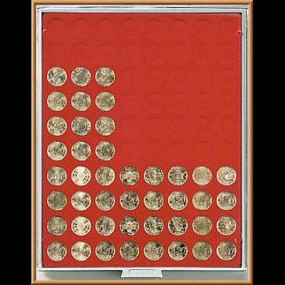 LINDNER Münzenbox/Münzbox Standard für 20 Cent
