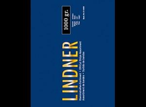 LINDNER Klemmstreifen Kiloware, schwarz, 1000g