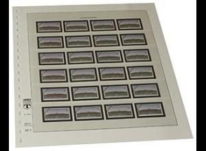LINDNER-Vordruck BRD ATM Motiv Schloß Sanssouci 1993