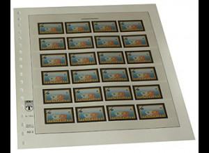 LINDNER-Vordruck BRD ATM Motiv Postemblem DM 1999