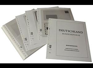 LINDNER-Vordrucke BRD Briefganzsachen 1998-2008
