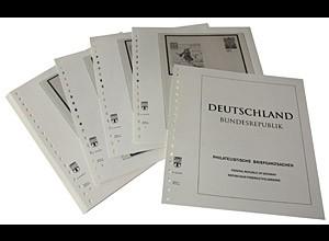 LINDNER Vordruckblätter Bund Philatelistische Briefganzssachen 1998-2016