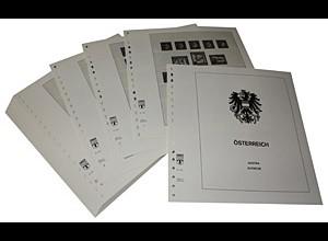 LINDNER-Vordrucke Österreich 1945-1967