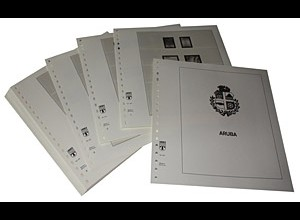 LINDNER-Vordrucke Aruba 1986-2010
