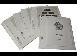 LINDNER-Vordrucke Brasilien 1994-2000