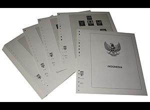 LINDNER-Vordrucke Indonesien 1993-1997